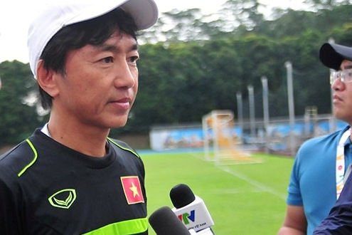 """HLV Miura: """"Tôi không quan tâm đến việc ai nói cầu thủ Việt Nam chơi thô bạo"""""""