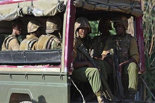 Bị phục kích, 13 cảnh sát Kenya mất tích bí ẩn