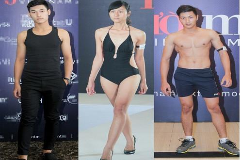 Vietnam's Next Top Model: Dàn thí sinh tiềm năng của Vòng sơ tuyển miền Trung