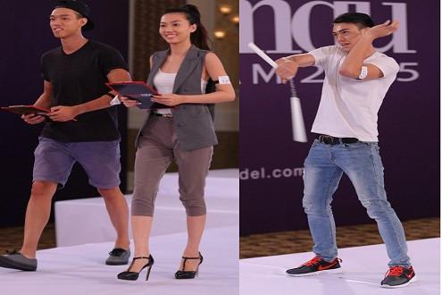 Những thí sinh đặc biệt của vòng sơ tuyển Vietnam's Next Top Model