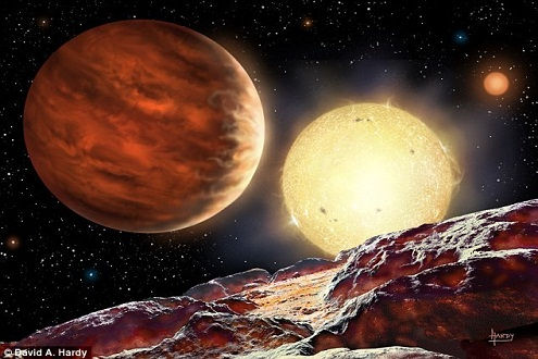 Anh: Cậu bé 15 tuổi phát hiện ra hành tinh mới