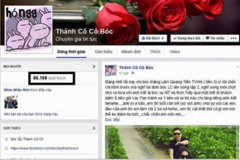 """Vụ """"Thánh Cô Cô Bóc"""": Tự do ngôn luận trên mạng xã hội dưới góc nhìn của luật sư"""