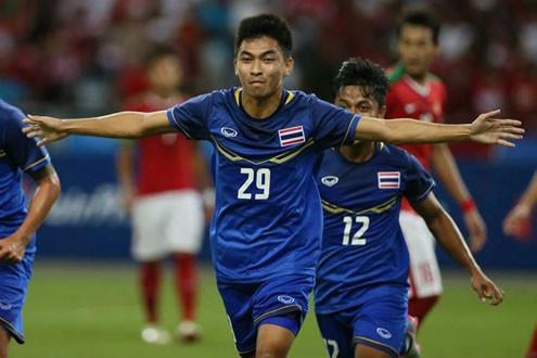 Đè bẹp U23 Indonesia, Thái Lan gặp Myanmar ở chung kết