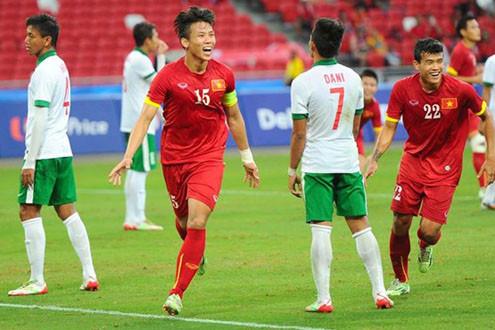 Thắng đậm U23 Indonesia 5-0, U23 VN giành HCĐ SEA Games 28