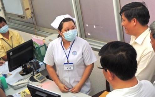Lập phòng khám riêng ở bệnh viện với bệnh nhân nghi MERS