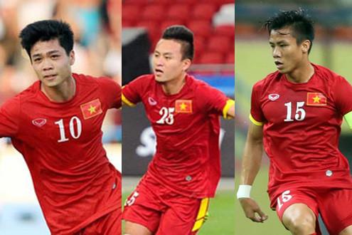 Công Phượng, Huy Toàn, Ngọc Hải có mặt trong đội hình tiêu biểu SEA Games 28
