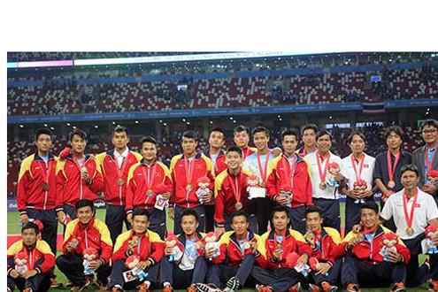 Nhận HCĐ, U23 Việt Nam được thưởng tiền tỷ