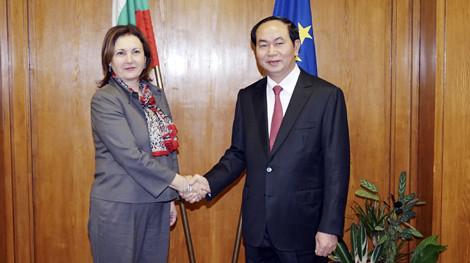 Việt Nam - Bulgari tăng cường hợp tác phòng chống tội phạm