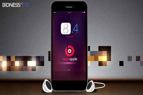 Ngày 30/6, có thể cập nhật lên iOS 8.4 với Apple Music và Beats 1 radio