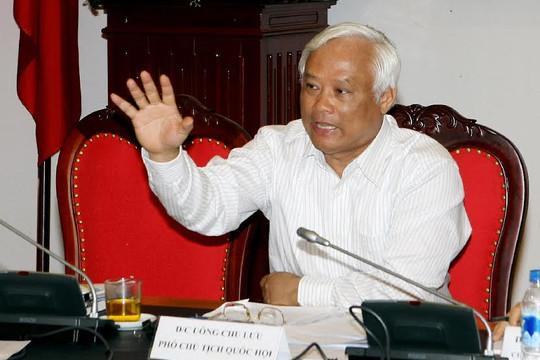 Phiên họp toàn thể của Uỷ ban Tư pháp: Đa số ý kiến tán thành đề nghị thành lập 5 TAND cấp huyện