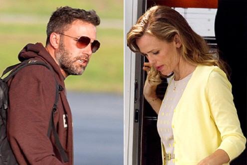 Ben Affleck thừa nhận ngoại tình, cầu xin Jennifer Garner tha thứ