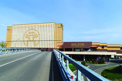 Một tháng bán hàng Việt Nam chất lượng cao tại Moscow