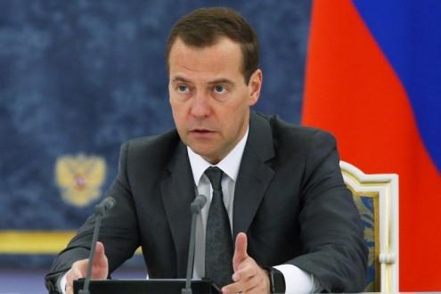 """Thủ tướng Medvedev: Biện pháp """"phản đòn"""" của Nga là một """"hành động thực tế"""""""