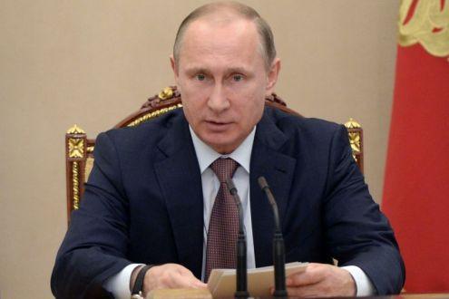 """Tổng thống Putin chỉ thị nghiên cứu việc tiêu hủy các sản phẩm """"cấm vận"""""""