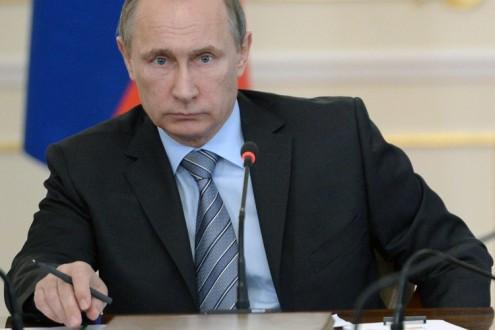 """Tổng thống Putin ký sắc lệnh tiêu hủy hàng hóa thuộc danh mục bị """"trừng phạt"""""""