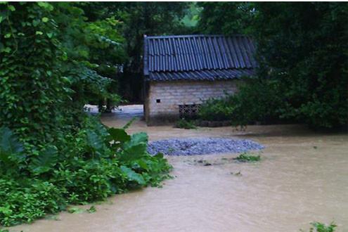 Dự báo thời tiết ngày 4/8: Các tỉnh vùng núi phía Bắc đề phòng sạt lở đất