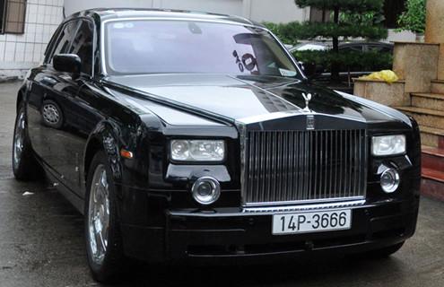 """Siêu xe Rolls Royce của """"chúa đảo"""" được """"bán đứt"""" với giá 9 tỷ"""