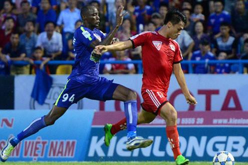 Thất bại trước Than Quảng Ninh, Hoàng Anh Gia Lai xuống cuối BXH