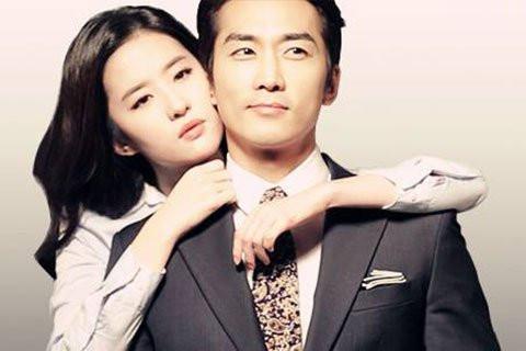 Cảnh nóng của Lưu Diệc Phi và Song Seung Hun gây bão sau khi cặp đôi công khai hẹn hò