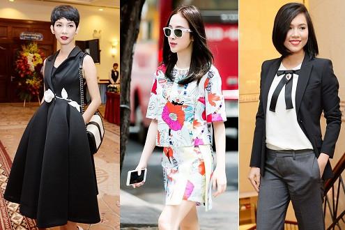 Sao Việt mặc đẹp trong tuần ( từ 10/8- 16/8)