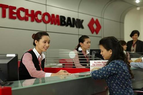 Techcombank: Lợi nhuận trước thuế 6 tháng đầu năm đạt 1.032 tỷ đồng