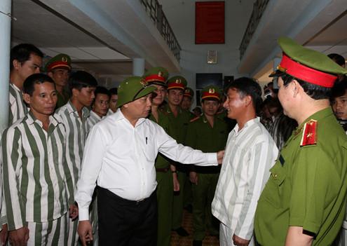 Đặc xá nhân dịp 70 năm Quốc khánh nước CHXHCN Việt Nam