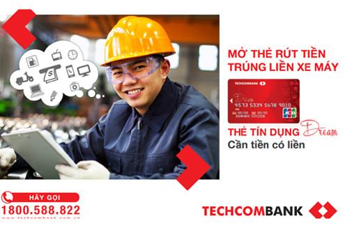 Nhiều ưu đãi cho doanh nghiệp ký hợp đồng trả lương mới qua Techcombank