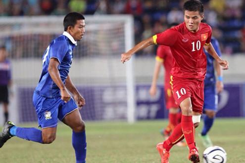 Thua đậm Thái Lan, U19 Việt Nam lỡ hẹn ngôi vô địch giải U19 ĐNA