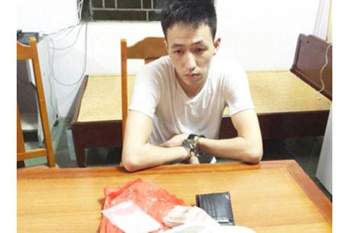 Thuê taxi đem ma túy từ Hà Nội vào Thanh Hóa tiêu thụ
