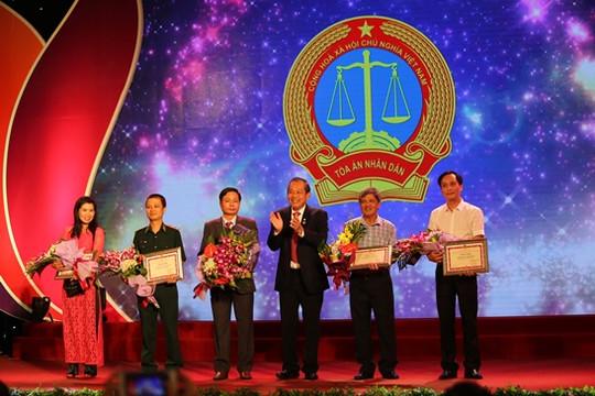 Khúc hát tự hào Tòa án nhân dân Việt Nam