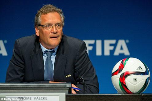 Tổng thư ký FIFA bị buộc rời khỏi chức vụ vì nghi  án nhận hối lộ