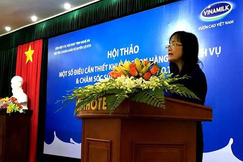 Vinamilk chung tay chăm sóc cho người cao tuổi Nghệ An và TP.Hồ Chí Minh