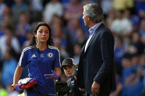 HLV Mourinho thoát án phạt vụ bác sĩ Eva Carneiro