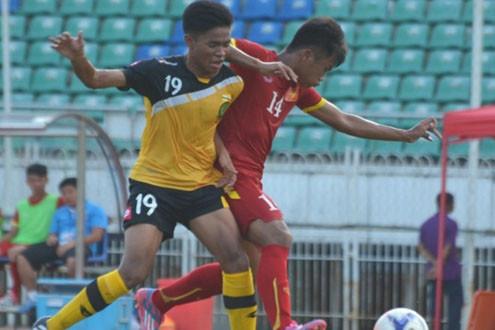 U19 Việt Nam tiếp tục mạch thắng tại vòng loại U19 châu Á