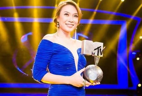Mỹ Tâm kêu gọi fan bình chọn cho Sơn Tùng
