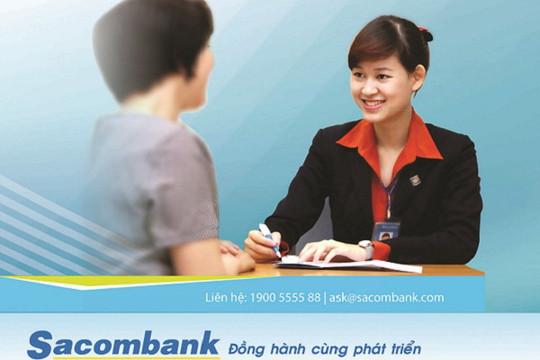 Sacombank triển khai dịch vụ thanh toán quốc tế trực tuyến