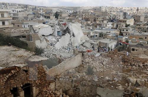 Chỉ huy hàng đầu của Al-Qaeda ở Syria bị tiêu diệt