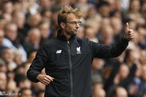 Jurgen Klopp và bước khởi đầu tại Liverpool