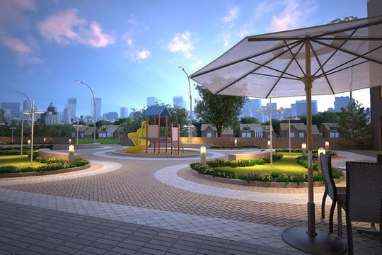 Dự án nhà ở xã hội First Home Thạnh Lộc hoàn thành cất nóc