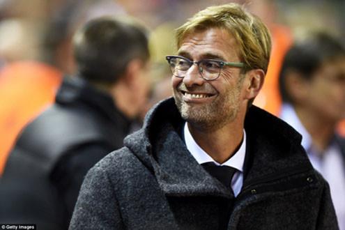 Muôn vẻ tâm trạng của Jurgen Klopp khi Liverpool bị cầm hòa