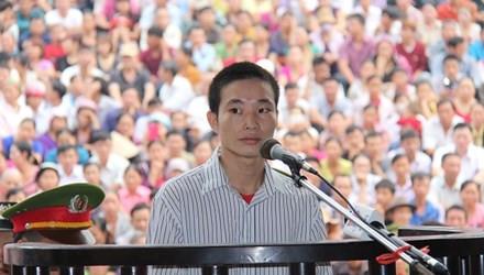 Xét xử vụ thảm sát ở Yên Bái: Hung thủ lạnh lùng nhận bản án tử hình