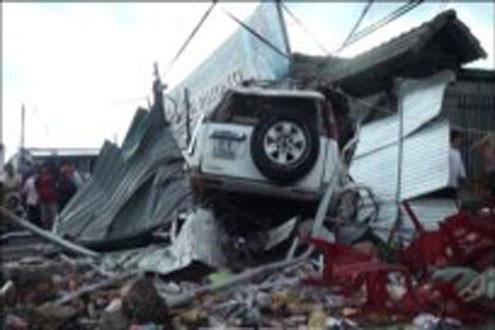 Bình Phước: Tai nạn kinh hoàng trên Quốc lộ 14, 3 người chết, 4 người bị thương