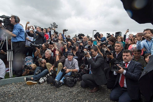 Ông Ban Ki-moon kêu gọi bảo vệ quyền tác nghiệp của nhà báo
