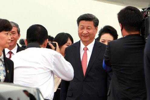 Chủ tịch Trung Quốc Tập Cận Bình: Trung Quốc nguyện cùng Việt Nam nhìn về đại cục