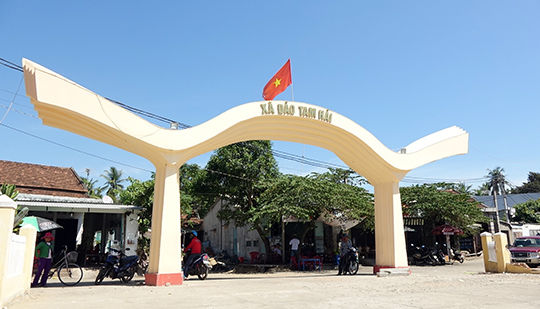 Huyện Núi Thành - Quảng Nam: Kiểm điểm Trưởng Công an xã đánh người