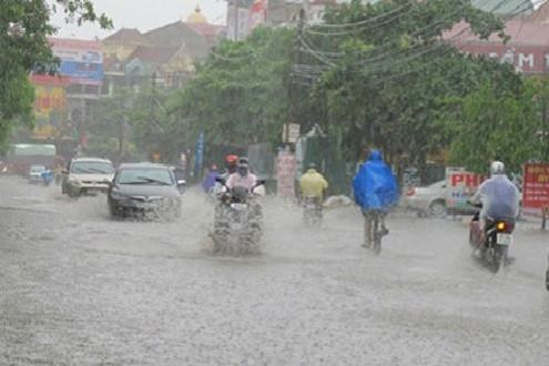 Dự báo thời tiết ngày 5/11: Trung Bộ mưa lớn, đề phòng nguy cơ tố lốc