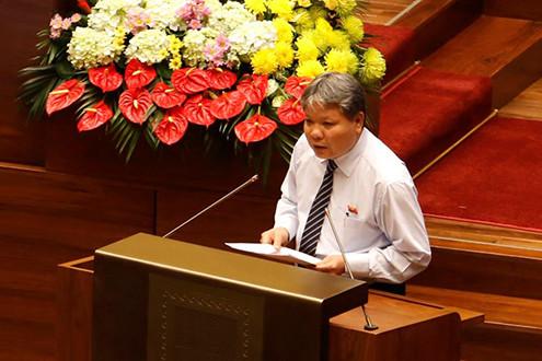 Quốc hội đánh giá chất lượng hoạt động Thừa phát lại