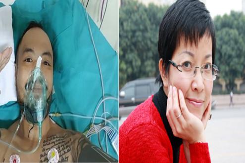 Những sao Việt dũng cảm giành giật sự sống trước bệnh tật
