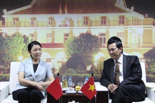 Lãnh đạo TAND cấp cao tại TP.HCM tiếp đoàn đại biểu TANDTC Trung Quốc