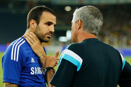 Tin tức thể thao 12/11: Cesc Fabregas tin tưởng vào HLV Mourinho